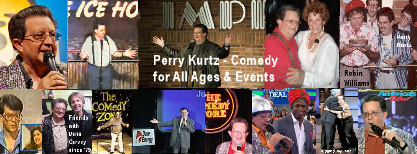 Perry Kurtz is Funny On TV